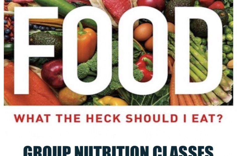 Group Nutrition Classes - First Class FREE!